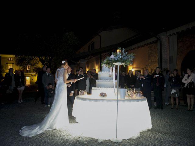 Il matrimonio di Donato e Chiara a Monticelli Brusati, Brescia 51