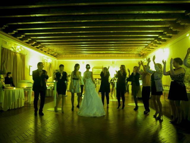 Il matrimonio di Donato e Chiara a Monticelli Brusati, Brescia 52