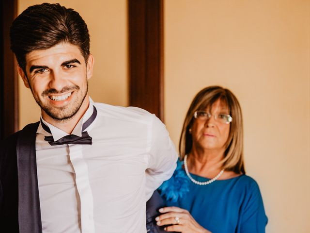 Il matrimonio di Rossana e Rodolfo a Sorrento, Napoli 8