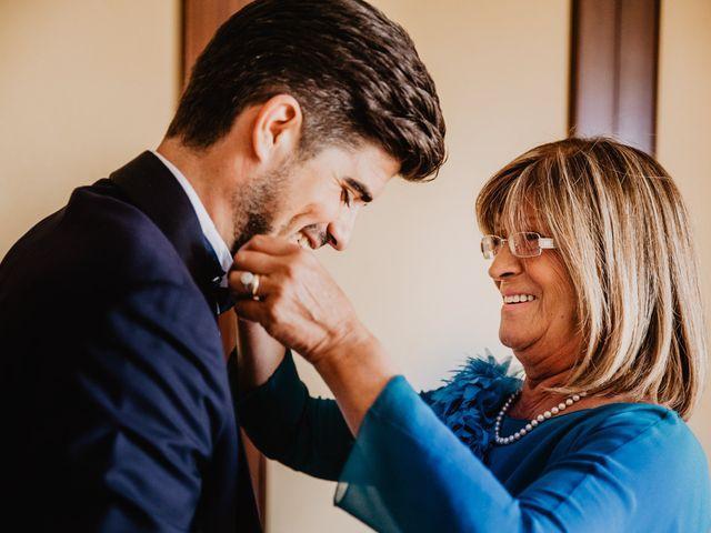 Il matrimonio di Rossana e Rodolfo a Sorrento, Napoli 9