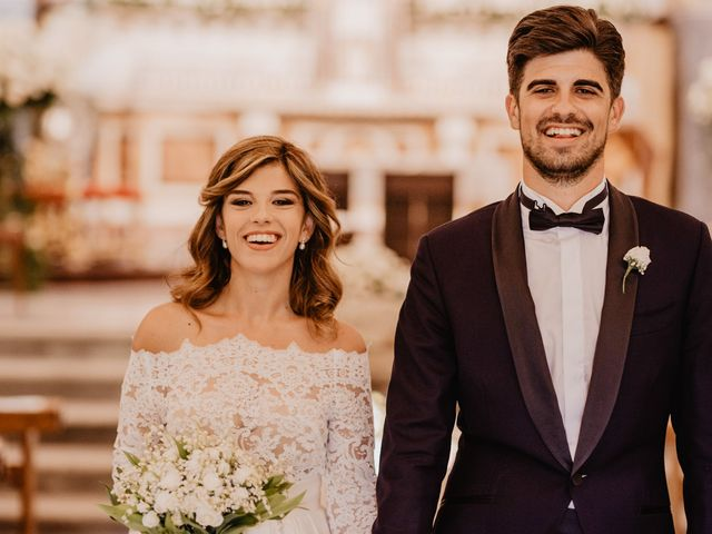 Il matrimonio di Rossana e Rodolfo a Sorrento, Napoli 20