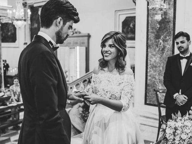 Il matrimonio di Rossana e Rodolfo a Sorrento, Napoli 25