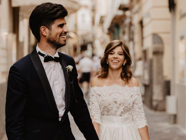 Il matrimonio di Rossana e Rodolfo a Sorrento, Napoli 27