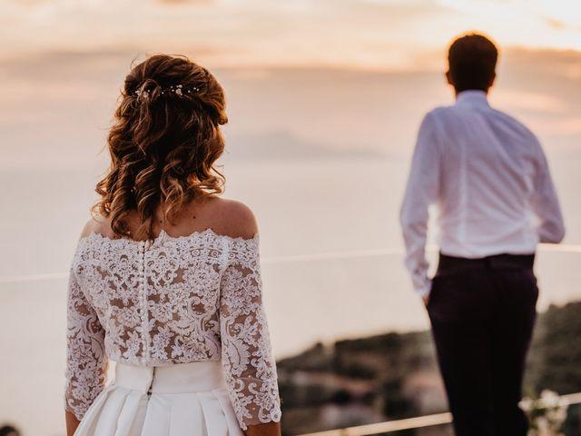 Il matrimonio di Rossana e Rodolfo a Sorrento, Napoli 38