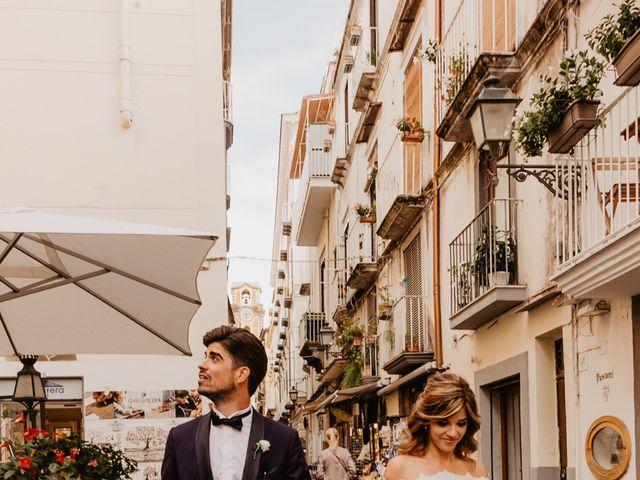 Il matrimonio di Rossana e Rodolfo a Sorrento, Napoli 42