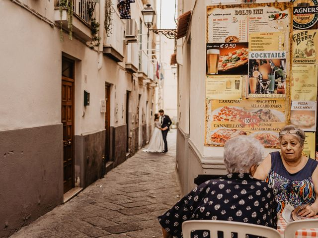 Il matrimonio di Rossana e Rodolfo a Sorrento, Napoli 49