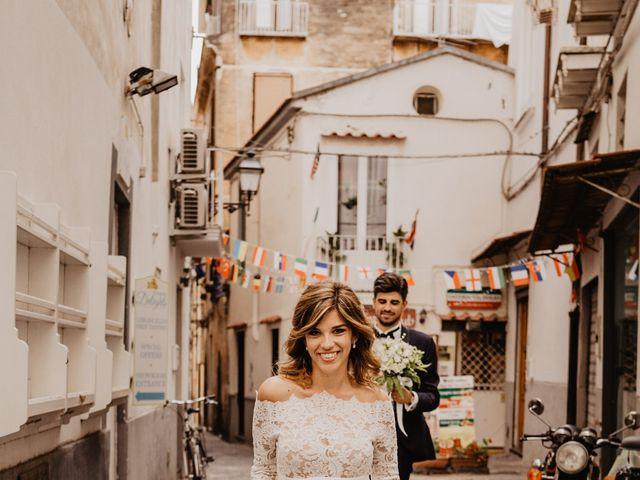 Il matrimonio di Rossana e Rodolfo a Sorrento, Napoli 50