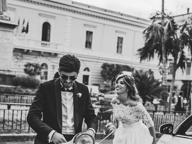 Il matrimonio di Rossana e Rodolfo a Sorrento, Napoli 51