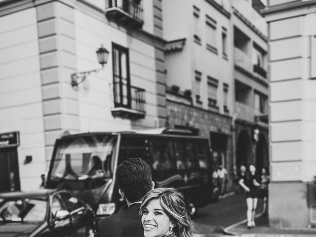 Il matrimonio di Rossana e Rodolfo a Sorrento, Napoli 52