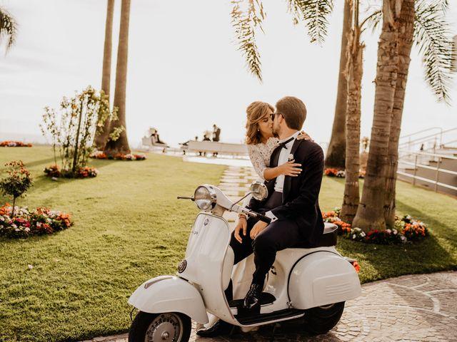 Il matrimonio di Rossana e Rodolfo a Sorrento, Napoli 53