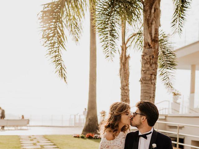 Il matrimonio di Rossana e Rodolfo a Sorrento, Napoli 54