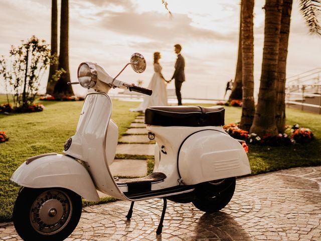 Il matrimonio di Rossana e Rodolfo a Sorrento, Napoli 57
