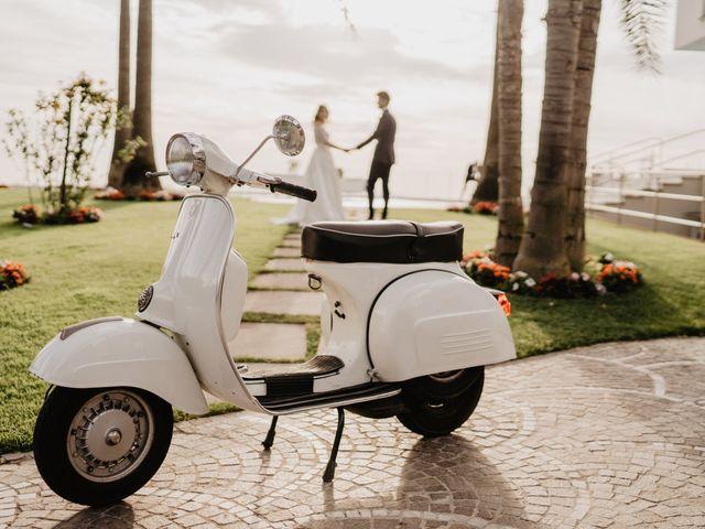Il matrimonio di Rossana e Rodolfo a Sorrento, Napoli 62
