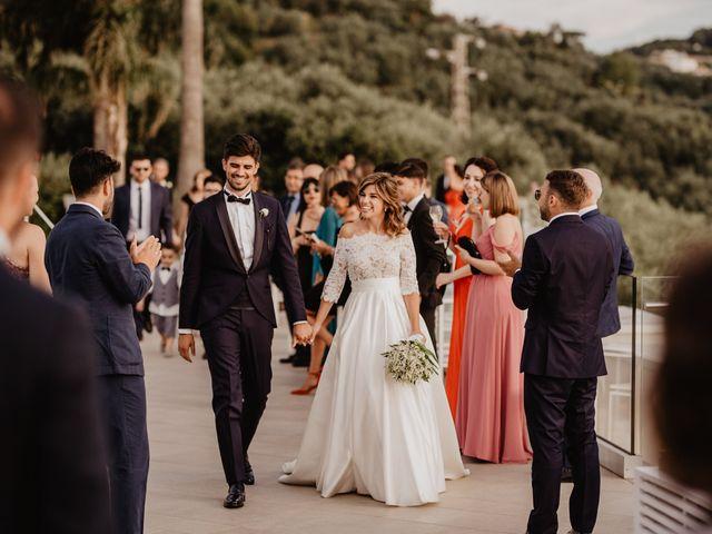 Il matrimonio di Rossana e Rodolfo a Sorrento, Napoli 70