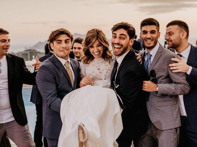 Il matrimonio di Rossana e Rodolfo a Sorrento, Napoli 72