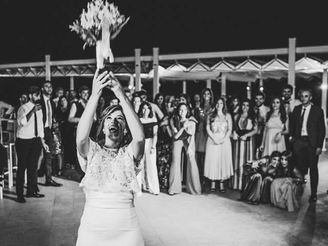 Il matrimonio di Rossana e Rodolfo a Sorrento, Napoli 83