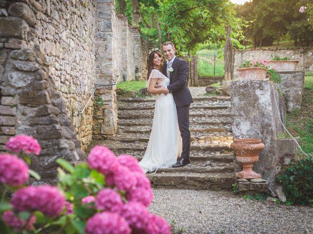 Il matrimonio di Matteo e Francesca a Vigolzone, Piacenza 3
