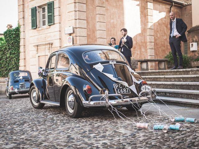 Il matrimonio di Matteo e Francesca a Vigolzone, Piacenza 5