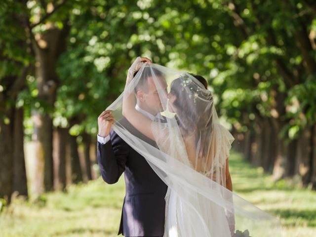 Il matrimonio di Matteo e Francesca a Vigolzone, Piacenza 6