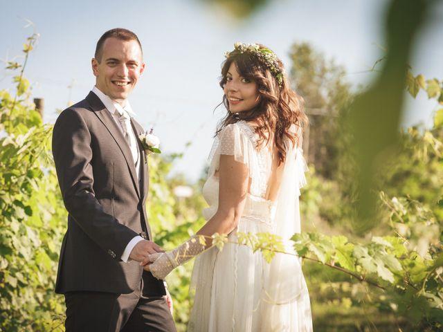 Il matrimonio di Matteo e Francesca a Vigolzone, Piacenza 7