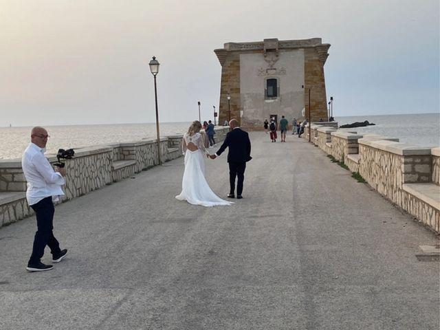 Il matrimonio di Salvatore  e Monica a Trapani, Trapani 5