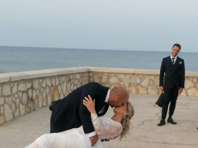 Il matrimonio di Salvatore  e Monica a Trapani, Trapani 8