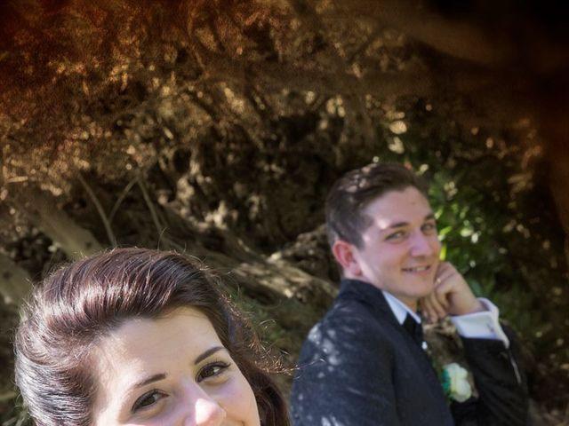 Il matrimonio di Davide e Ester a Lurate Caccivio, Como 19