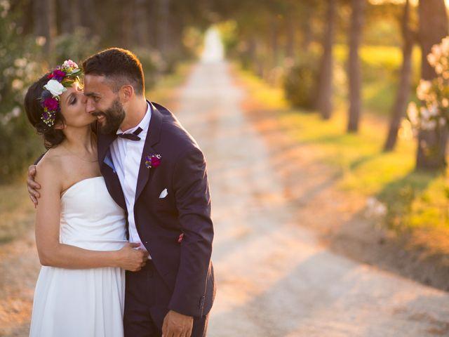 Le nozze di Johanna e Roberto
