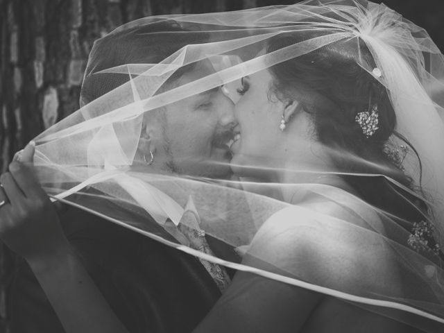 le nozze di Manuella e Emiliano
