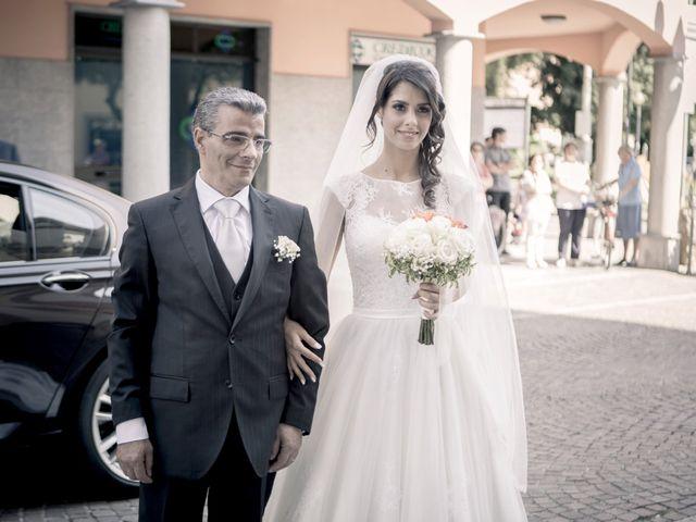 Il matrimonio di Claudio e Stefania a Bosisio Parini, Lecco 33