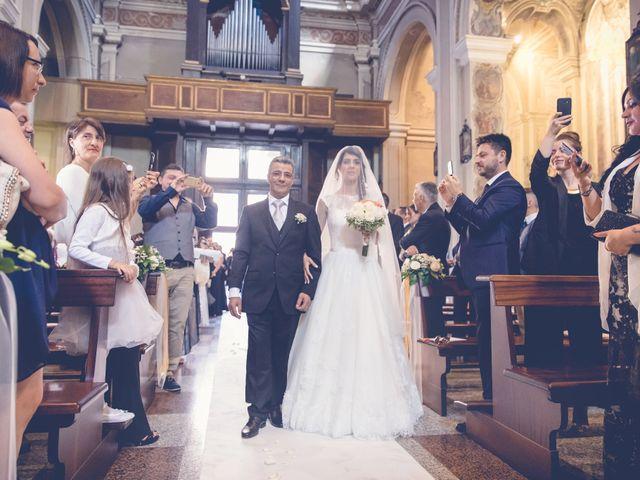 Il matrimonio di Claudio e Stefania a Bosisio Parini, Lecco 36