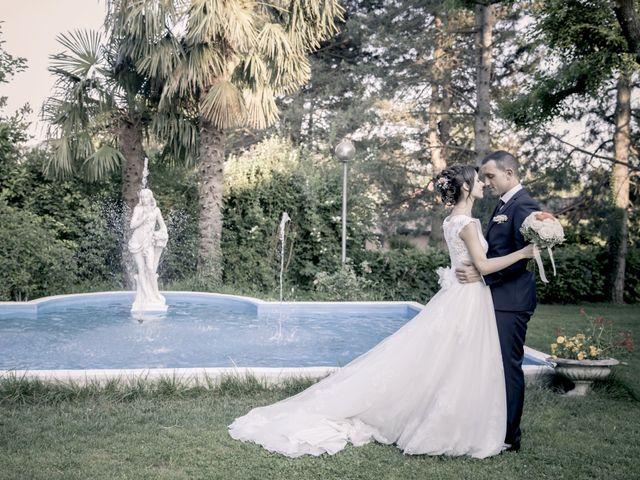 Il matrimonio di Claudio e Stefania a Bosisio Parini, Lecco 55
