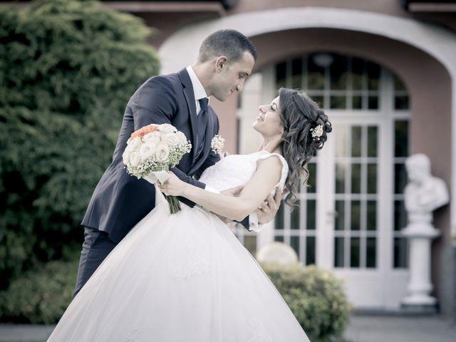 Il matrimonio di Claudio e Stefania a Bosisio Parini, Lecco 64