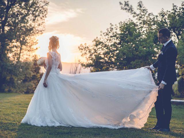 Il matrimonio di Claudio e Stefania a Bosisio Parini, Lecco 75