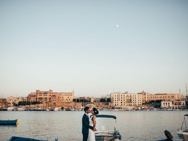 Il matrimonio di Alessandro e Greta a Brindisi, Brindisi 51