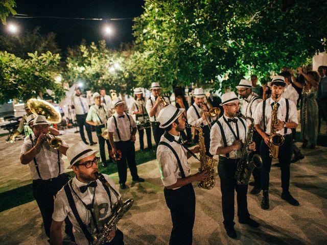 Il matrimonio di Alessandro e Greta a Brindisi, Brindisi 61