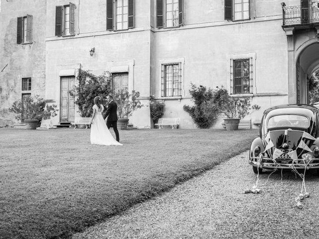 Il matrimonio di Matteo e Francesca a Vigolzone, Piacenza 16