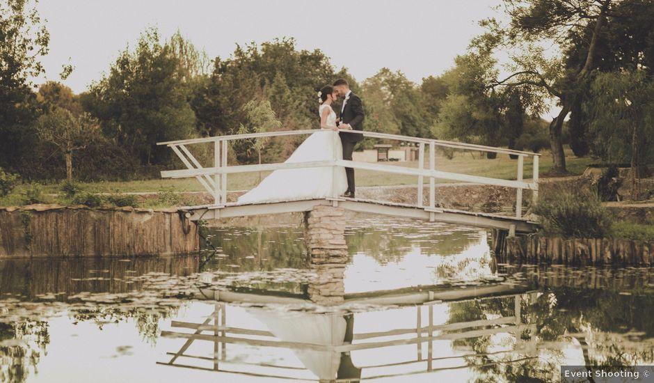 Il matrimonio di Fabrizio e Sara a Roma, Roma