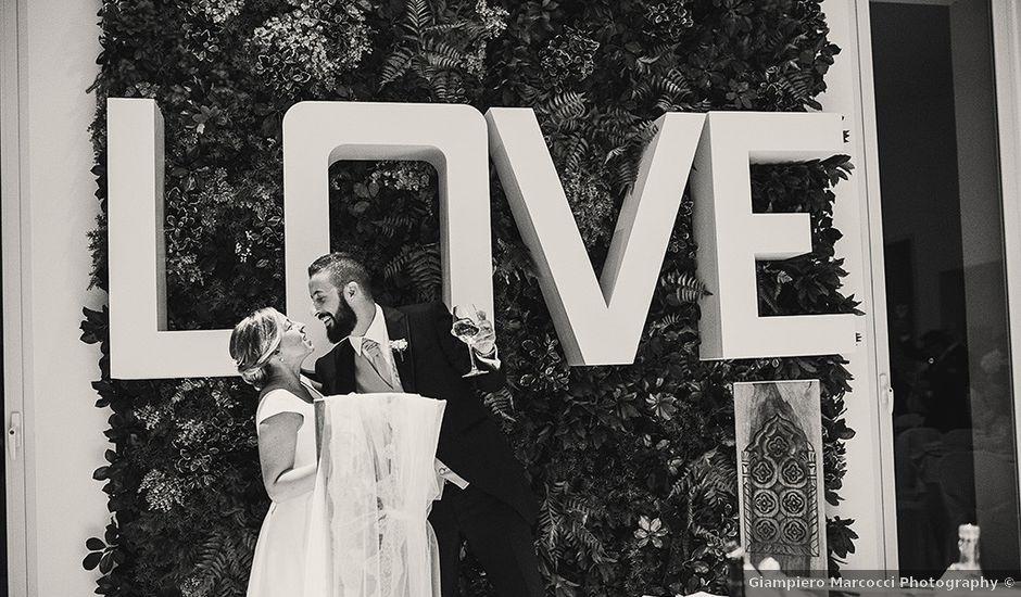 Il matrimonio di Danilo e Valentina a Roseto degli Abruzzi, Teramo