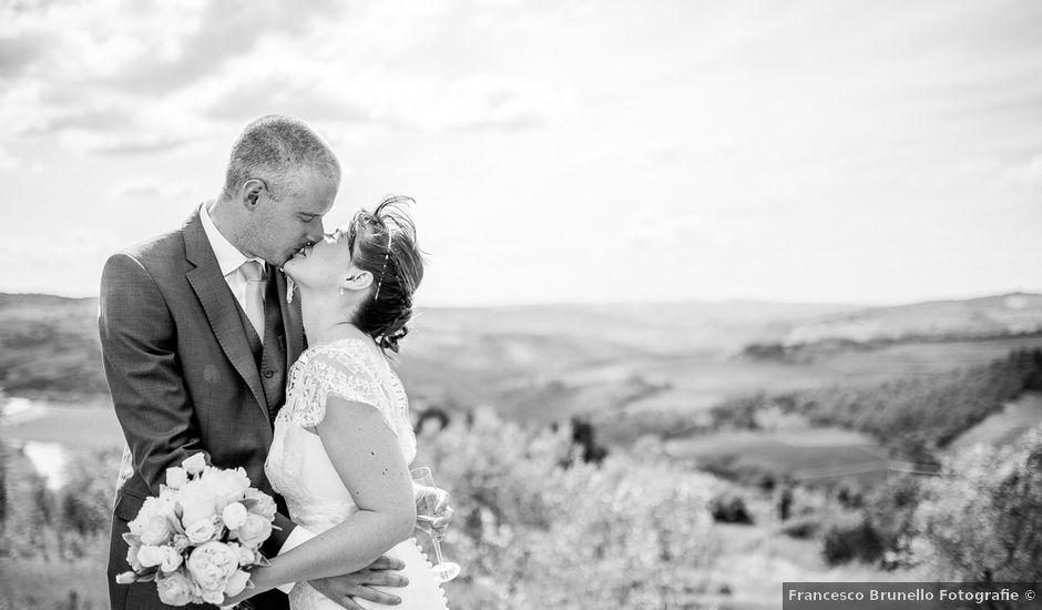 Il matrimonio di Paul e Sarah a Firenze, Firenze