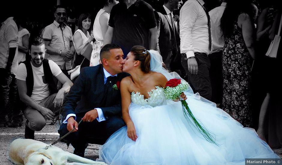 Il matrimonio di Andrea e Sara a Milano, Milano