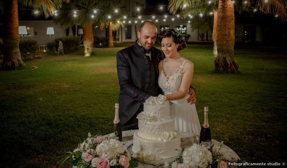 Il matrimonio di Giampietro e Ornella a Bisacquino, Palermo