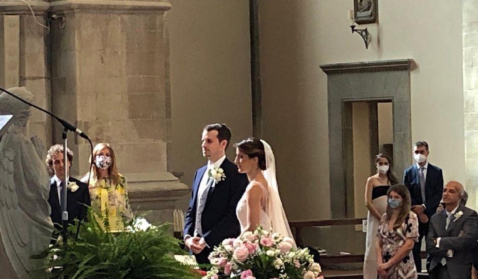 Il matrimonio di Giovanni  e Elisabetta  a Firenze, Firenze