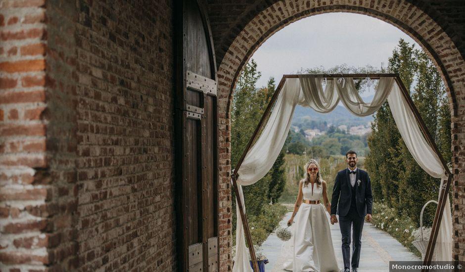 Il matrimonio di Alessandro e Giulia a Buttigliera Alta, Torino