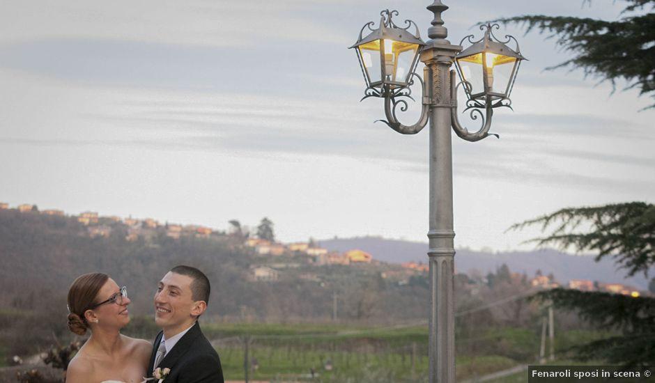 Il matrimonio di Donato e Chiara a Monticelli Brusati, Brescia