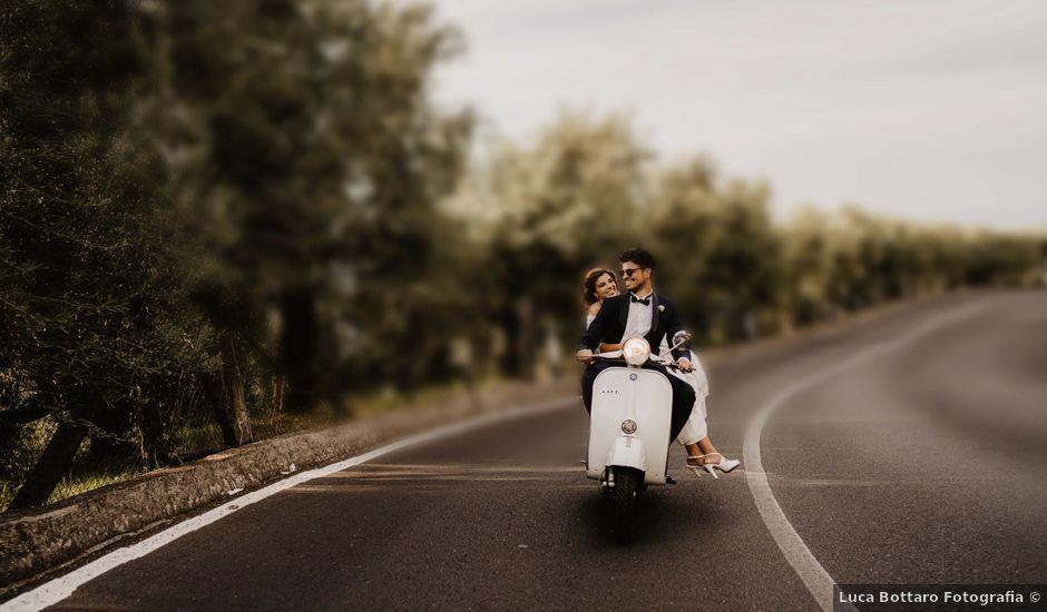 Il matrimonio di Rossana e Rodolfo a Sorrento, Napoli