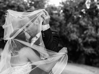Le nozze di Monia e Davide
