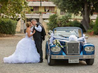 Le nozze di Erika e Sergio