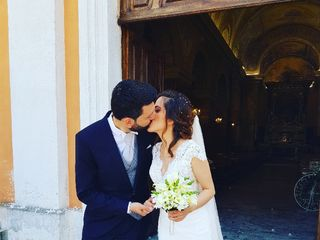 Le nozze di Daniela e Pasquale 1