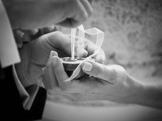 Le nozze di Antonella e Marco
